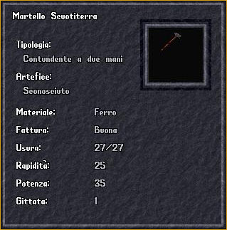 Osservare armi 1
